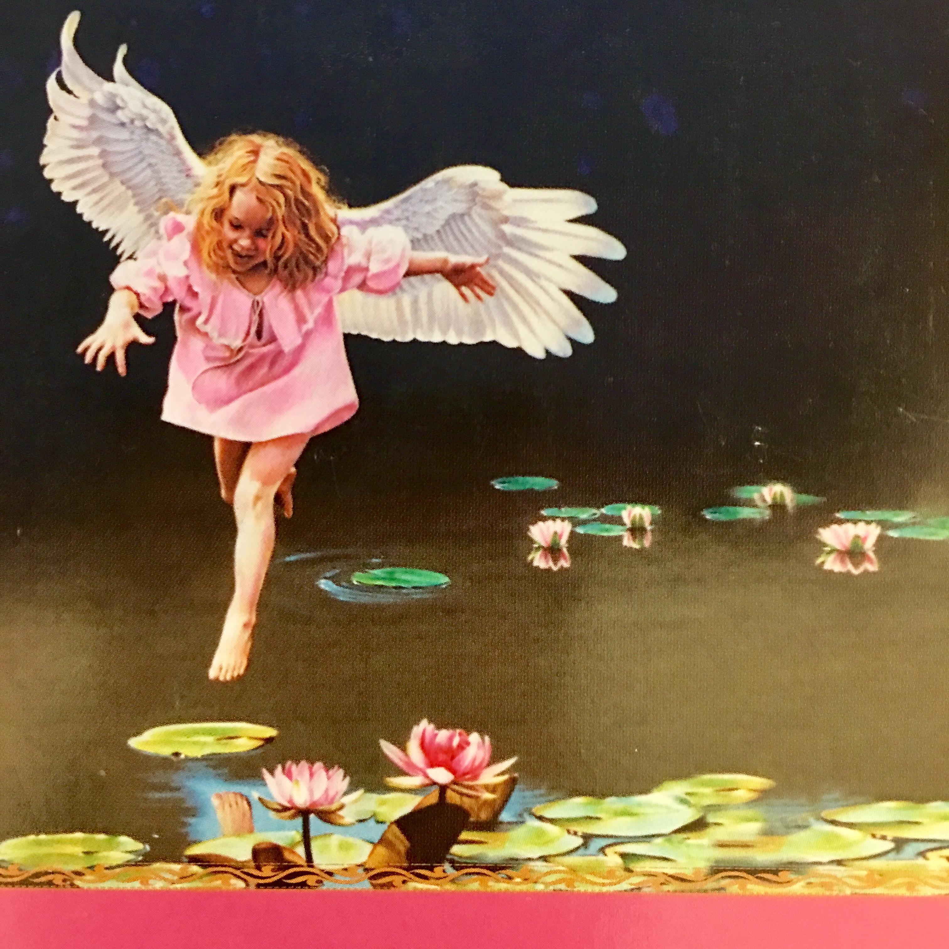 守護天使指引卡:玩樂Play