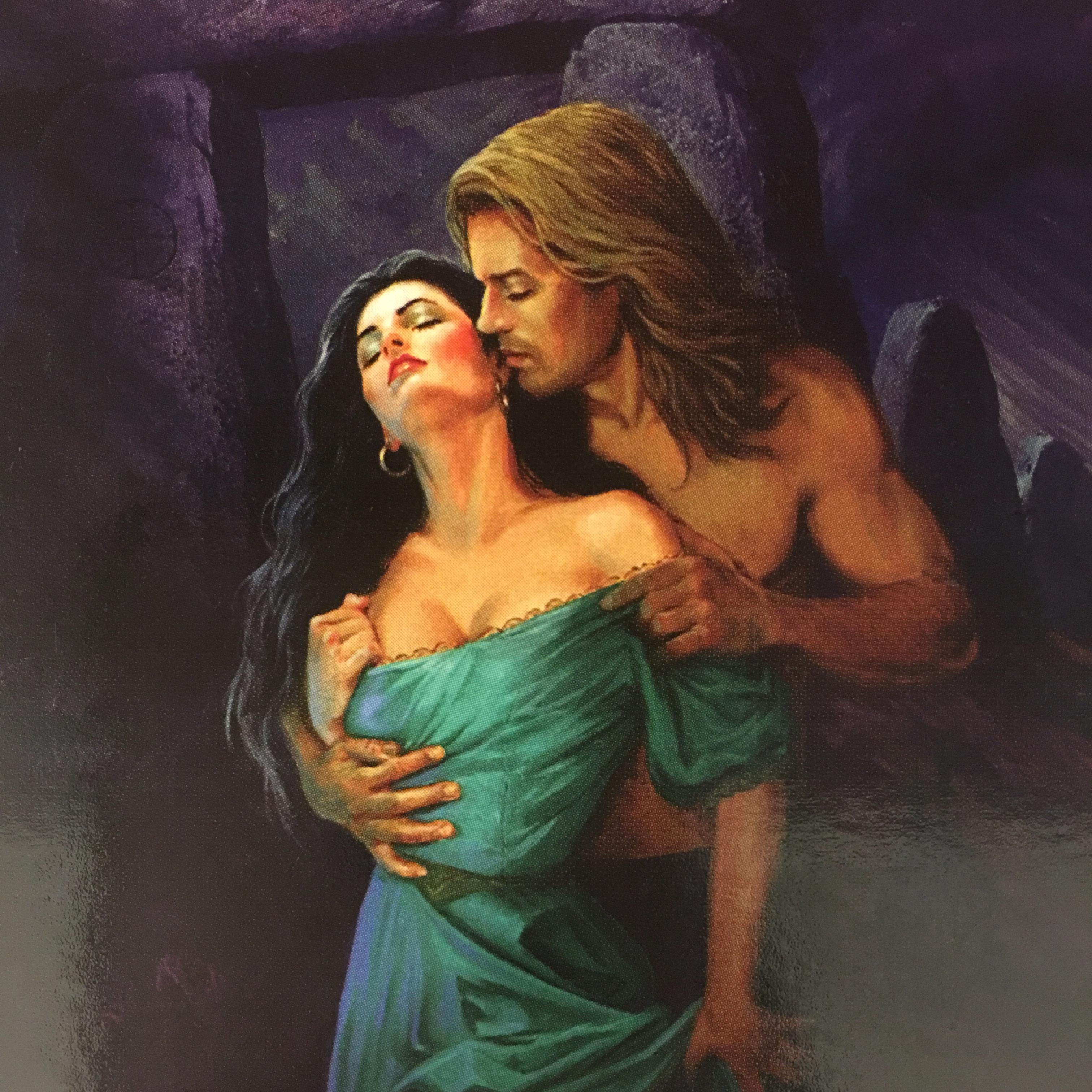 浪漫天使指引卡:前世的關係Past-Life Relationship