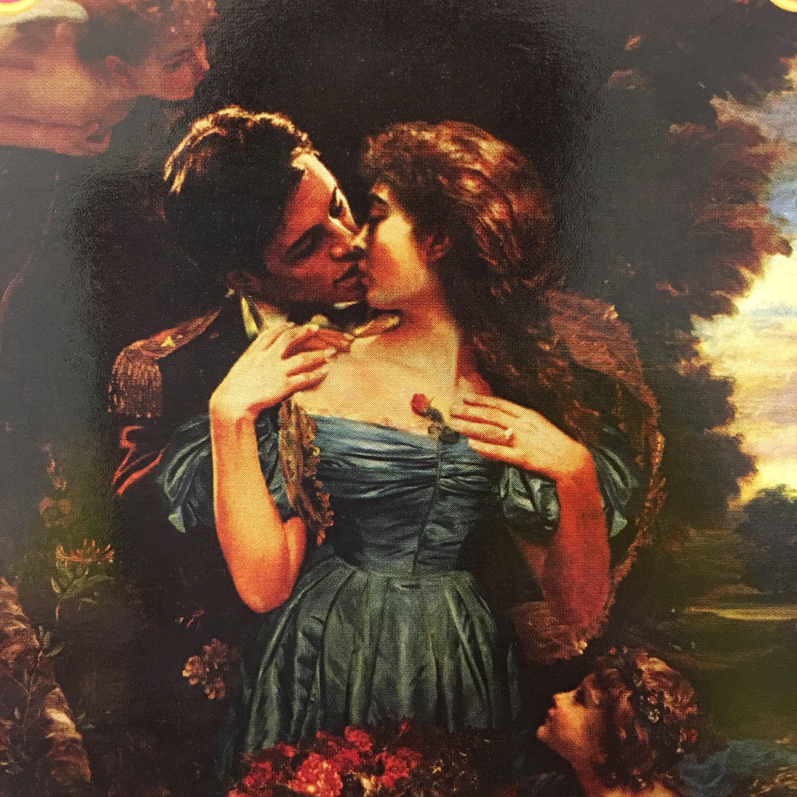 浪漫天使指引卡:浪漫的感覺Romantic Feelings