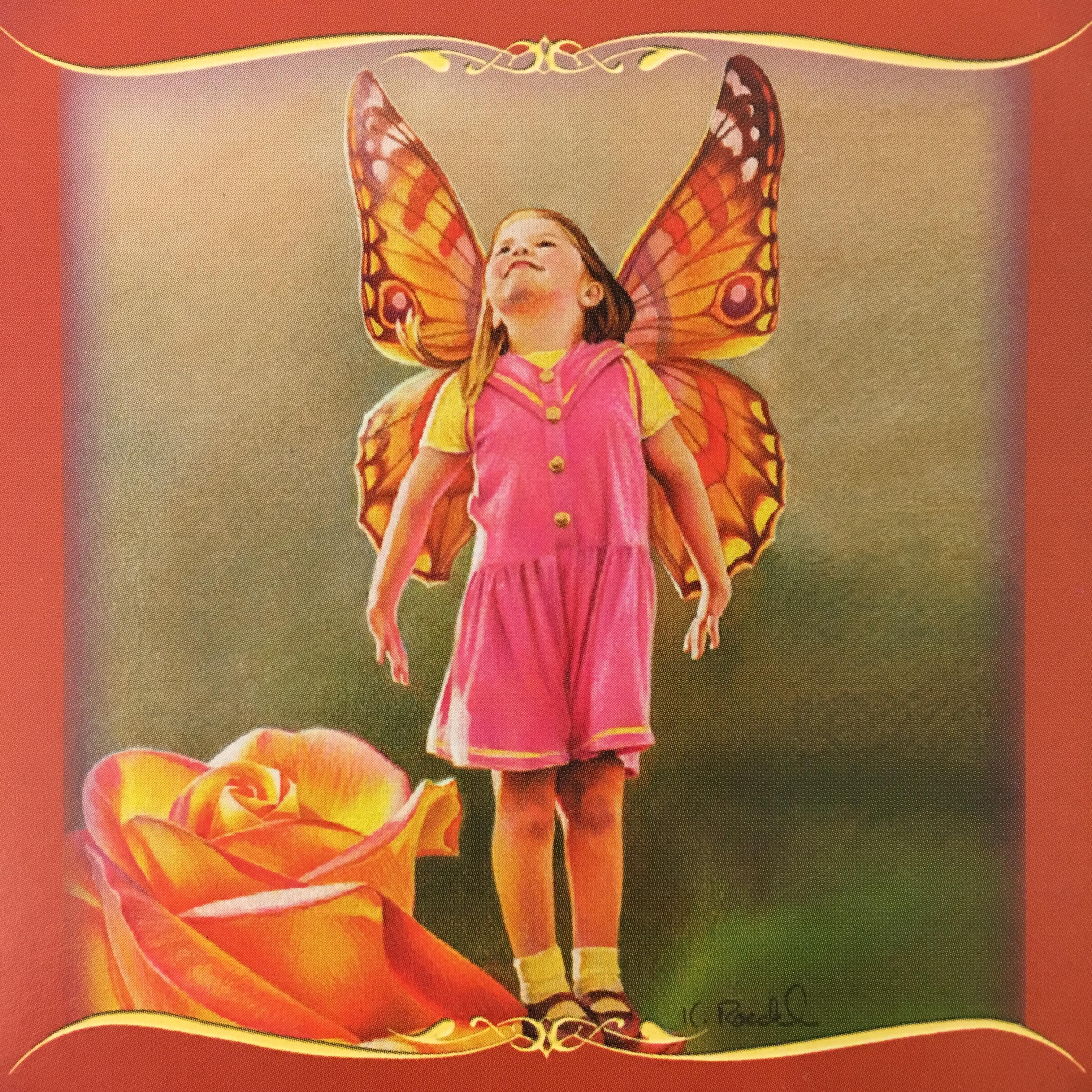 神奇精靈指引卡:兒童Children