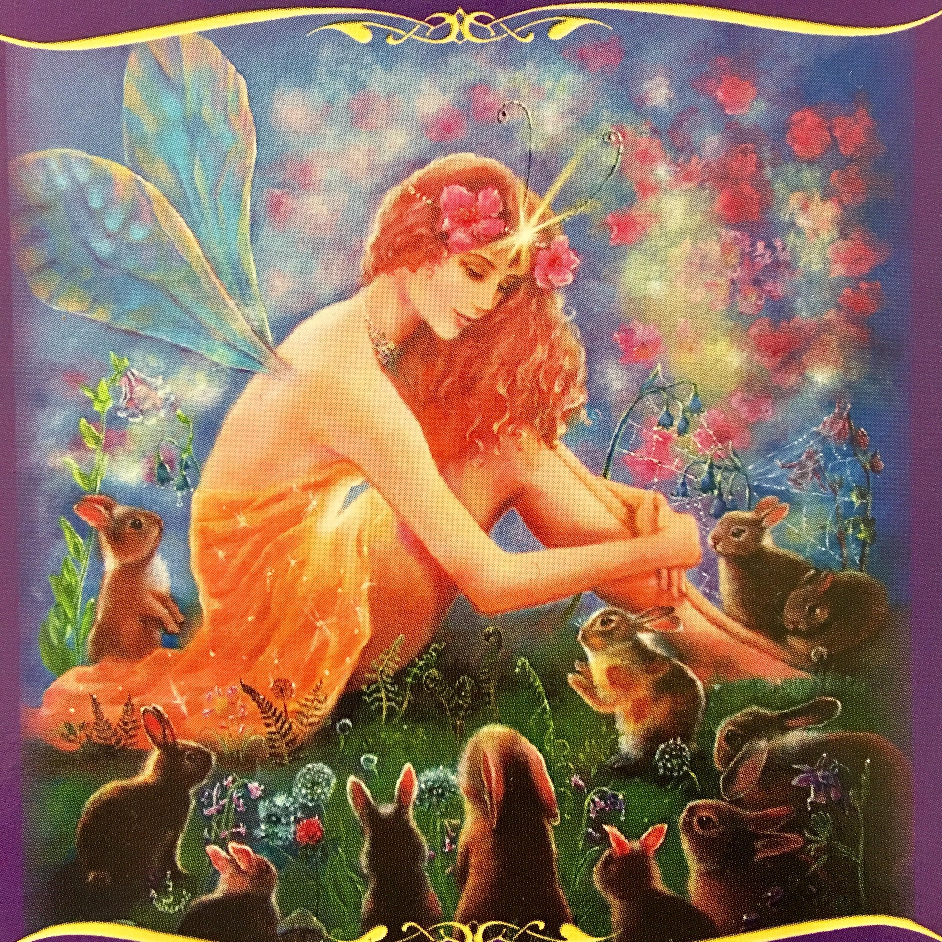 神奇精靈指引卡:靈性老師Spiritual Teacher