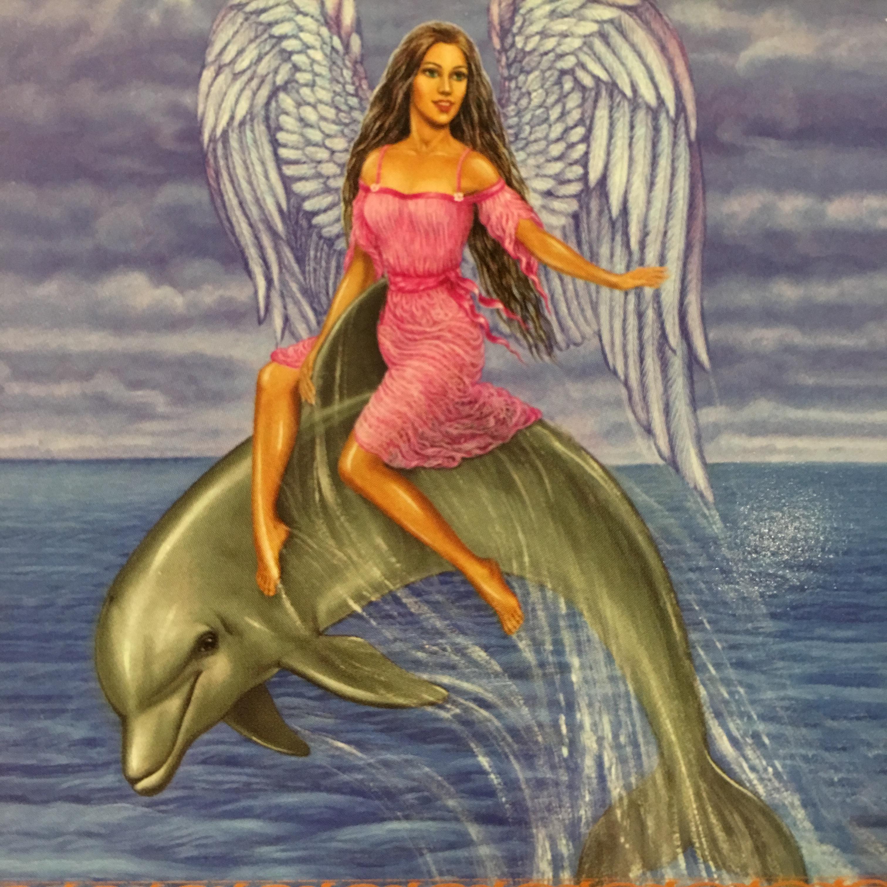 守護天使指引卡:喜悅Joy