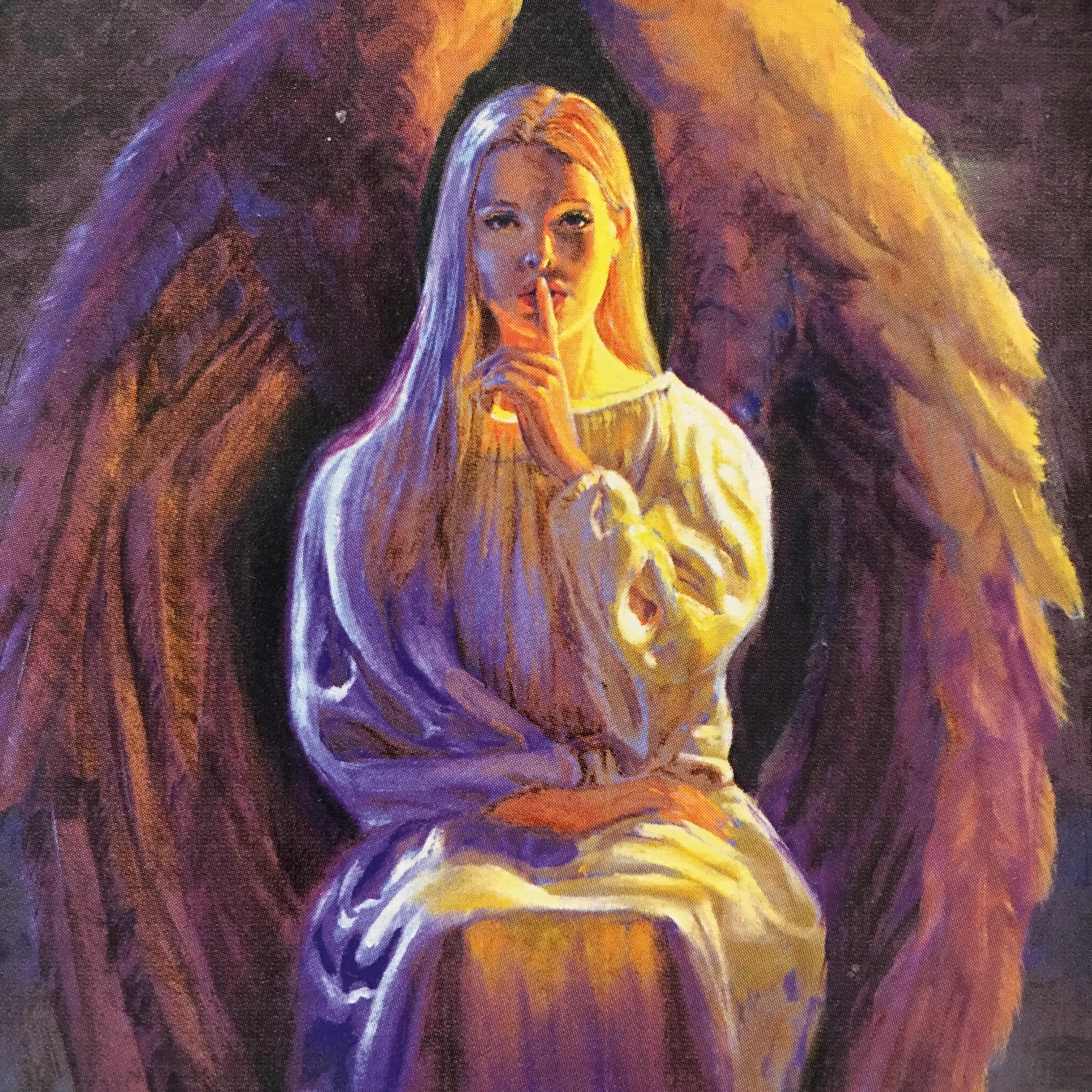 守護天使指引卡:聆聽Listen