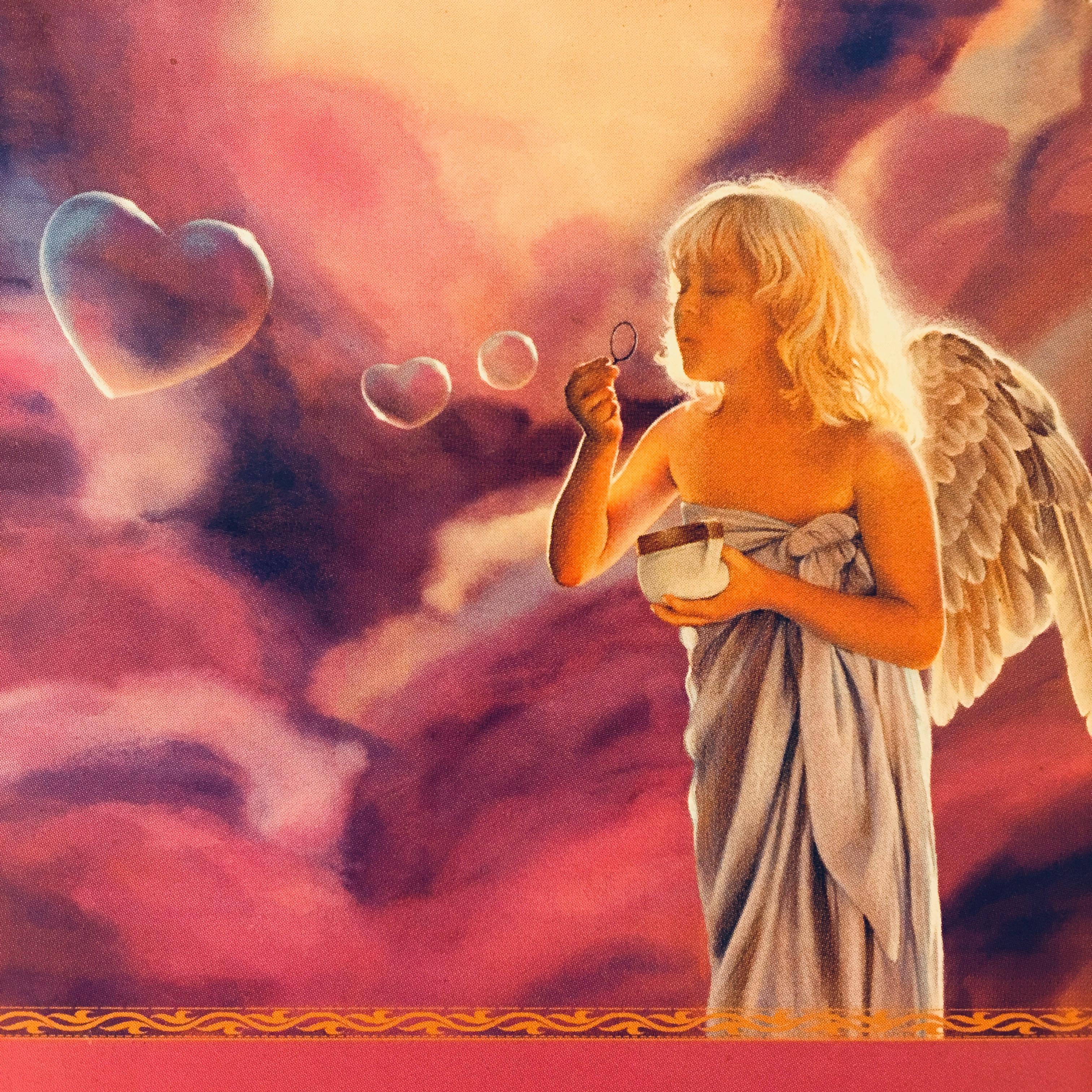守護天使指引卡:邱比特Cupid