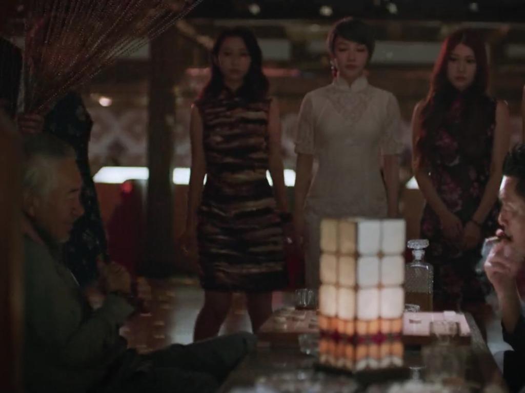 Netflix 罪夢者 白蘭 范曉萱