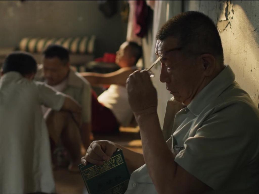 Netflix 罪夢者 張孝全 夏世英 老夏 監獄 陸一龍