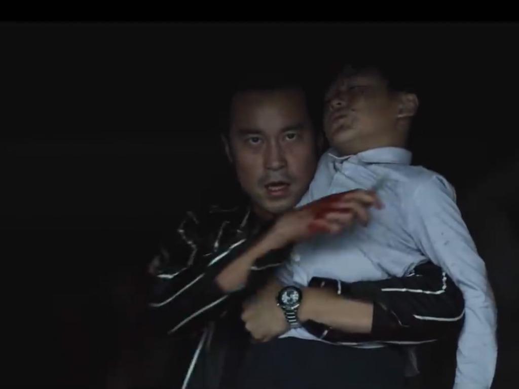 Netflix 罪夢者 張孝全 丁常全 綁架